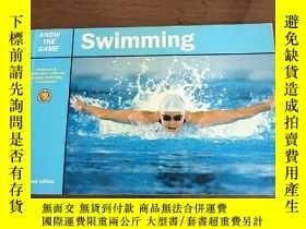 二手書博民逛書店Know罕見the Game: Swimming (Know t