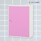 【米朵Miduo】單門塑鋼浴室吊櫃 收納...