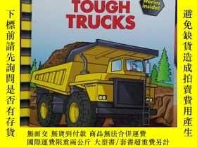 二手書博民逛書店TOUGH罕見TRUCKS(艱難的卡車)英文原版全彩硬精裝Y204047 TOUGH TRUCKS(艱難的卡車