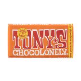 荷蘭Tony s Chocolonely焦糖海鹽牛奶巧克力180g