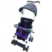 【奇買親子購物網】Kooma簡易型推車(紅色/紫色)