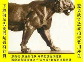 二手書博民逛書店Sculpture罕見By Antoine-Louis Bary