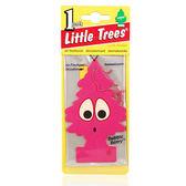 LITTLE TREES 美國小樹香片-淘氣莓果Bubble Berry/Pink(10g)【美麗購】