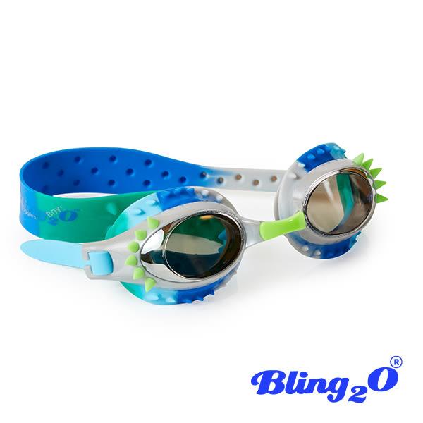 兒童泳鏡 美國Blingo 2O 造型泳鏡/水行俠系列 共2款選擇