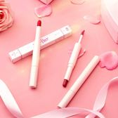 唇膏  多功能雙頭口紅筆 滋潤保濕不易脫色 唇釉唇彩 口紅