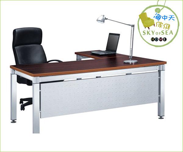 {{ 海中天休閒傢俱廣場 }} F38 摩登時尚 商業OA-辦公傢俱 辦公桌系列 104-1 CKA-1788E 鋁合金方型桌腳組