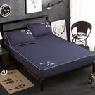 【限時下殺89折】床包 床包單件全棉床墊套1.5米2.0m棉質床單床罩床套1.8床席夢思保潔墊