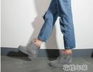 雪地靴女冬季短筒厚底短靴韓版百搭加絨保暖棉鞋學生休 『優尚良品』