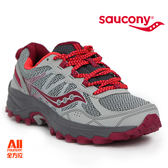 【Saucony】女款慢跑鞋 GRID EXCURSION TR10 戶外越野 -深灰色(103921)全方位跑步概念館