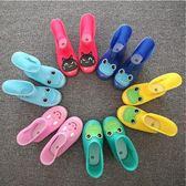 男女寶寶幼兒園兒童雨衣雨鞋雨靴   提拉米蘇