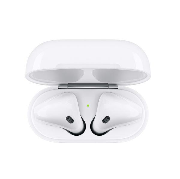 【現貨】 Apple AirPods 二代 藍芽耳機【Apple A2031 A2032】 分期0利率,公司貨