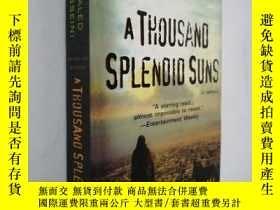 二手書博民逛書店A罕見Thousand Splendid Suns (絢爛千陽)