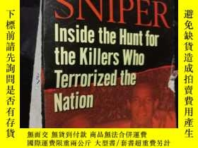 二手書博民逛書店Sniper:inside罕見the hunt for the