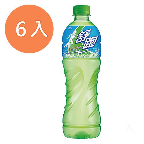 維他露 舒跑 運動飲料 590ml (6入)/組【康鄰超市】