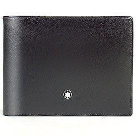 萬寶龍 MontBlanc 經典皮件系列 30618 六卡短皮夾14548