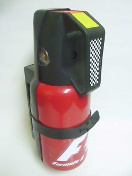 消防器材 批發 汽車用.機車用HFC-227EA車用潔淨氣體滅火器.環保氣體滅火器免換藥