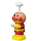 麵包超人 幫浦噴水玩偶 洗澡可一起玩 日本帶回正版品
