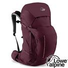 【英國 LOWE ALPINE】Altus ND 40:45 輕量健行 登山背包40+5L『無花果紫』FMQ-14 登山.露營.後背包