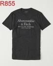 AF A&F Abercrombie & Fitch A & F 男 當季最新現貨 短袖T恤 AF R855