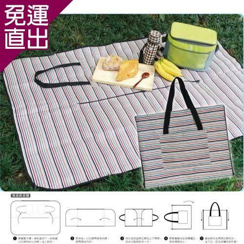 妙管家 戶外攜袋式野餐墊(兩入)56001【免運直出】