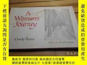 二手書博民逛書店A罕見Woman s Journey on the appala