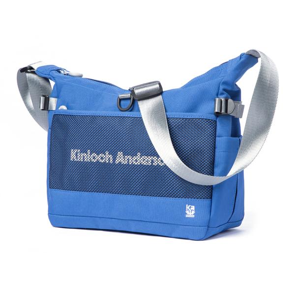 金安德森 Unbox 大容量斜側包 藍色