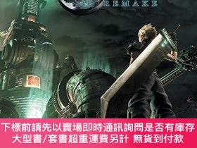 全新書博民逛書店FinalFantasy Vii Remake: World PreviewY360448 Square En