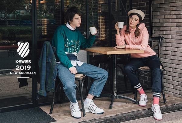 K-SWISS Aero Court輕量網球鞋-女-白/銀