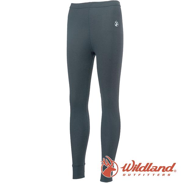 【wildland 荒野】女 Highest彈性保暖褲『深灰』H2673 戶外 休閒 運動褲 冬季 保暖 禦寒