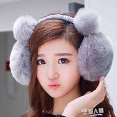掛耳包護耳罩耳套女耳暖耳朵套男耳捂耳帽保暖韓版冬季天可愛兒童  9號潮人館