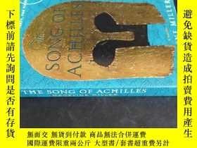 二手書博民逛書店THE罕見SONG OF ACHILLESY5919 看圖 看圖