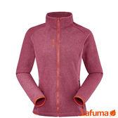 Lafuma 女 ALPS 刷毛保暖外套-紅 【GO WILD】