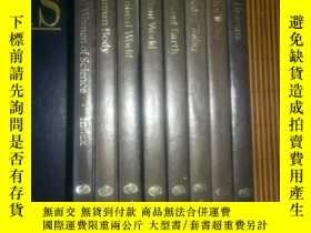 二手書博民逛書店The罕見heavens Body【大16開精裝】1--8卷.】8本合售Y7987 WORLD BOOK,I