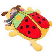 嬰幼兒睡袋秋冬季恒溫卡通寶寶防踢被子小孩新生兒童睡袋加厚 森活雜貨