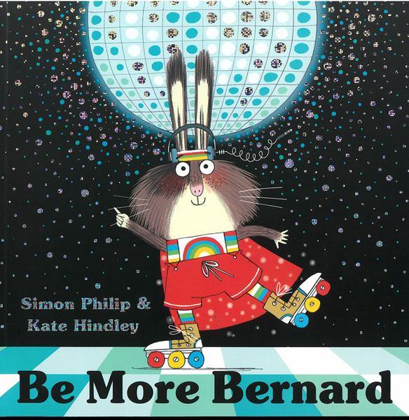 【麥克書店】BE MORE BERNARD《主題:自我認同》