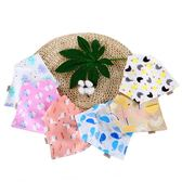 三角巾純棉嬰兒口水巾寶寶圍嘴新生兒防吐奶圍兜兒童頭巾夏季薄款