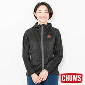 CHUMS 日本 女 Ladybug 防風外套 黑 CH141075K001
