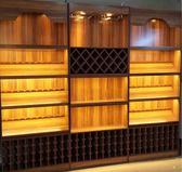 紅酒櫃 展示柜實木紅酒展柜紅酒貨架白酒展示柜紅酒展示架煙酒展示柜