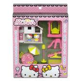 Hello Kitty玩具房子組271 扮家家酒 09690 (三麗鷗Sanrio)