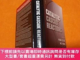 二手書博民逛書店CATALYTIC罕見CASCADE REACTIONS(催化級聯反應)【英文版】Y245981 Peng-F