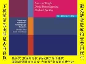 二手書博民逛書店Games罕見For Language LearningY256260 Andrew Wright Cambr
