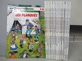 【書寶二手書T4/少年童書_JWB】Les Tuniques Bleues_38~53冊間_共16合售