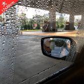 [大] 後照鏡防水貼膜 鏡膜 17x20cm (單片) TBR9164-L