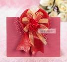 一定要幸福哦~~韓式緞帶胸花(A款) 、禮儀名條、婚禮小物、婚俗用品 、紅包袋