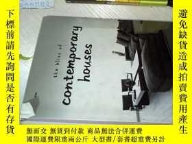 二手書博民逛書店the罕見bliss of contemporary house