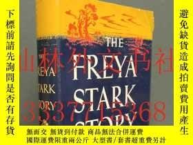 二手書博民逛書店【罕見】The Freya Stark StoryY27248