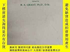 二手書博民逛書店APPLIED罕見PROTEIN CHEMISTRY Edited by R. A GRANT. Ph. D. D