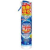 日本金鳥 KINCHO 衣類專用PRO驅蚊蟲噴霧(涼感)200ml【小三美日】