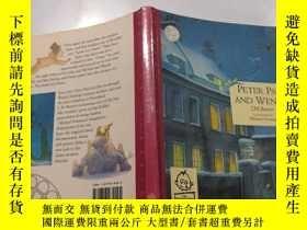 二手書博民逛書店Perten罕見pan and Wendy:佩滕潘和溫迪。Y212829