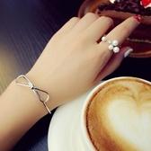 戒指 925純銀 鑲鑽-唯美珍珠生日情人節禮物女開口戒2色73dv29[時尚巴黎]
